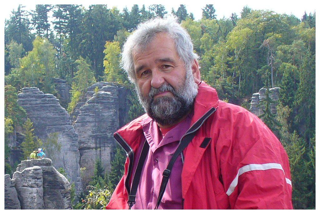 Przewodnik Marek Bergtraum